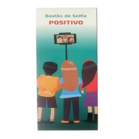 Bastão De Selfie Positivo.
