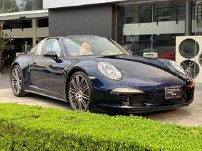 Porsche 911 2p Targa 4s H6 3.8 Pdk