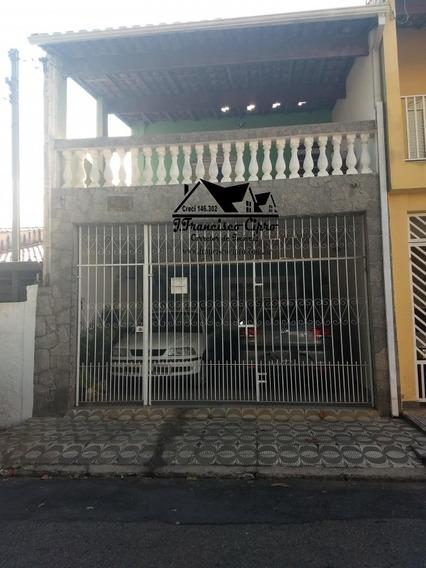 Casa A Venda No Bairro Pedregulho Em Guaratinguetá - Sp. - Cs341-1