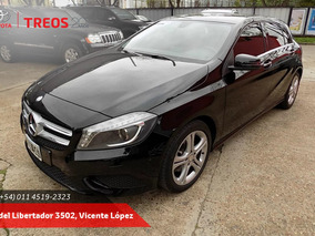 Mercedes Benz Clase A 200 Blueefficiency Urban Mt 2014
