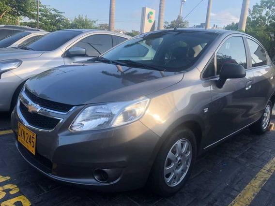 Chevrolet Sail Lt Perfecto Estado, Poquisimo Recorrido