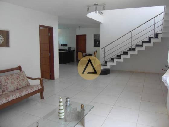 Casa Com 4 Dormitórios À Venda Por R$ 850.000 - Vale Dos Cristais - Macaé/rj - Ca1181