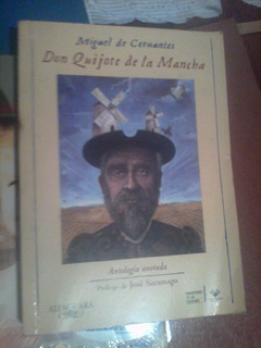 Libro Don Quijote De La Mancha Con !obsequio!