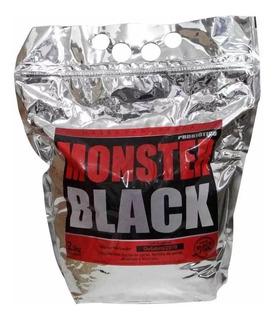 Massa Black Fish Monster 2,5 Kg + Brinde