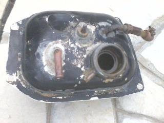Deposito Recirculador Refrigerante Acero Inox.peugeot 404 D