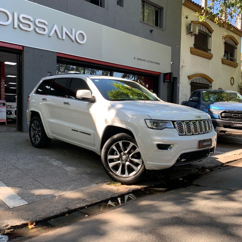 Jeep Grand Cherokee 3.6 Overland 2019 Dissano Automotores