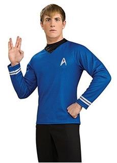 Traje De Rubíes Star Trek Into Darkness Deluxe Spock Shir
