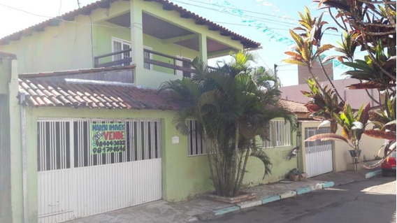 Casa Para Venda Em Ra Xiv São Sebastião, Setor Tradicional, 4 Dormitórios, 1 Suíte, 2 Banheiros, 1 Vaga - M0182_1-938291