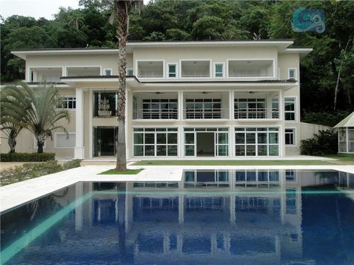 Imagem 1 de 30 de Casa A Venda - Condomínio Marina Guarujá - Guarujá. - Ca0520