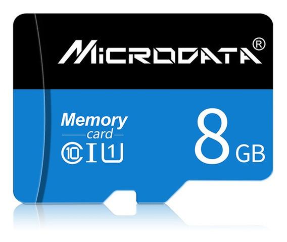 8gb Classe 10 Micro Sdhc Cartão De Memória Flash Com Adapt