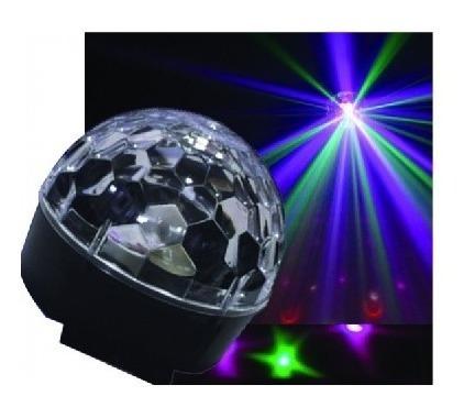 Luces Para Fiesta Efecto Audioritmico Dmx