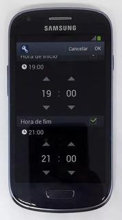 Samsung S3 Mini I8190l Grafite Com Defeito Sem Garantia