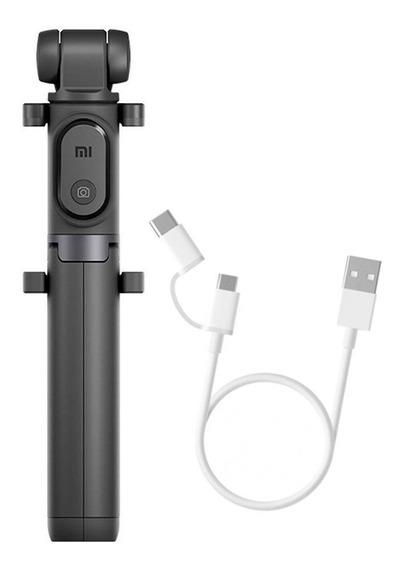 Xiaomi Cable Usb 2en1 Usb Tipo C +xiaomi Palito Selfie Y Trí