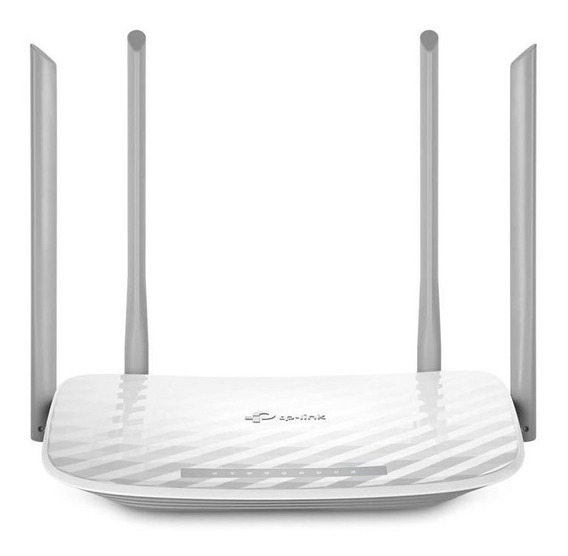 Roteador Wireless Tp-link Archer C5w Ac1200 1200mbps Dual Ba