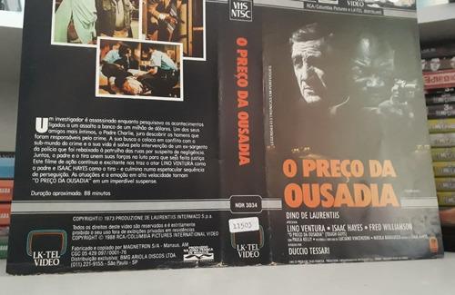 O Preço Da Ousadia - Lino Ventura - Dino De Laurentis