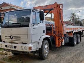 Mercedes-benz 2726 6x4 Com Munck Argos 30000