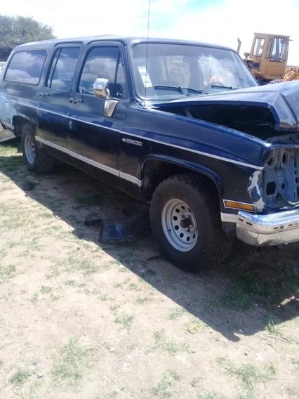 Yonkes Chevrolet Suburban Modelo 1991 Partes Y Refacciones