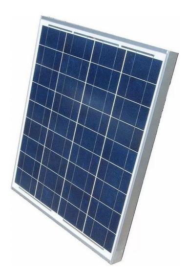 Painel De Energia Solar Fotovoltaica 50w