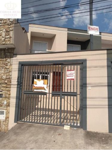 Imagem 1 de 12 de Sobrado Novo - Sb00124 - 68580104