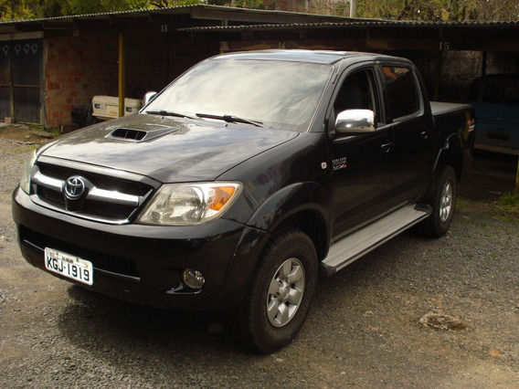 Toyota Hilux 3.0 Srv Aut.cab. Dupla 4x4 Aut. 4p