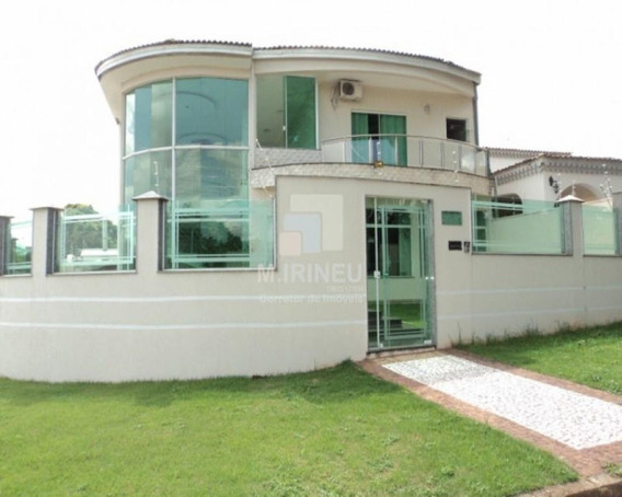 Casa Com 4 Dormitórios À Venda, 460 M² Por R$ 2.100.001,00 - Parque Taquaral - Campinas/sp - Ca0136
