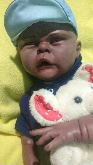 Boneca Bebê Usada Com Marcas De Uso Nao Acompanha Acessorios