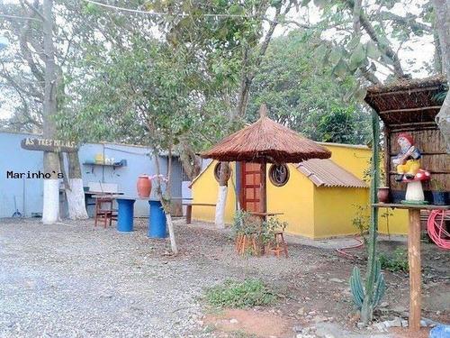 Chácara Para Venda Em Mauá, Recanto Vital Brasil, 1 Banheiro - 136_1-1406988