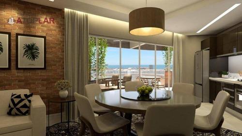 Apartamento Garden À Venda, 78 M² Por R$ 725.000,00 - Canto Grande - Bombinhas/sc - Gd0134