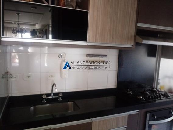 Apartamento A Venda 74m² Com 3 Dormitórios Condomínio Altos Do Pacaembu Jundiaí - Sp - Ap04084 - 34954441