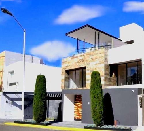 Casa Venta Club De Golf San Carlos Metepec