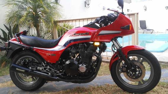 Kawasaki Gpz 1100 1984 Unica