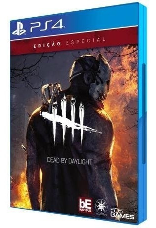 Dead By Daylight Para Playstation 4 Ps4 - Promoção De Natal