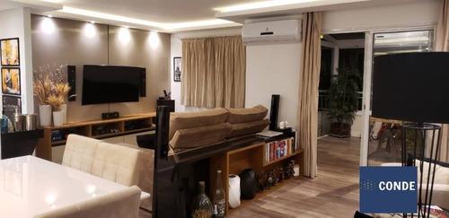 Imagem 1 de 15 de Apartamento Garden Novo  Para Comprar No Morumbi, 148 Metros - 62029501