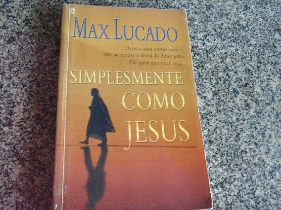 Livro: Simplesmente Como Jesus