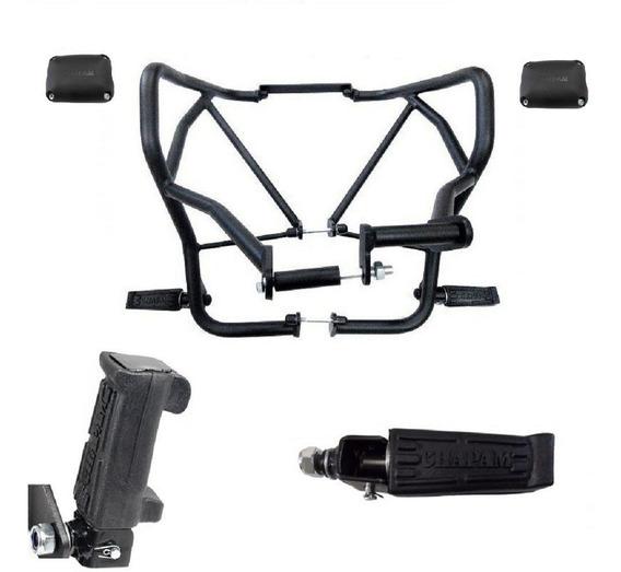 Protetor Slider Lateral Motor Carenagem Nova Xre 300 2020///