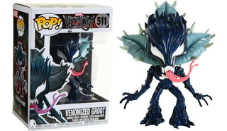 Funko Pop #511 Venomized Groot - Marvel Venomverse Original!