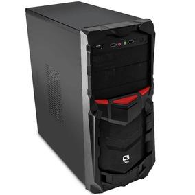Gabinete C3tech Gamer Mt-g50bk Sem Fonte.