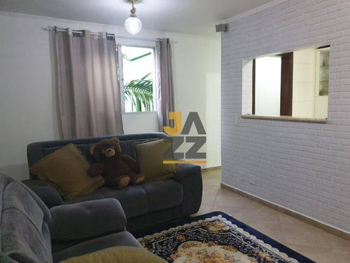 Apartamento Com 3 Dormitórios À Venda, 77 M² Por R$ 247.000,00 - Vila Manoel Ferreira - Campinas/sp - Ap6594
