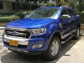 Ford Ranger Lte Automatica 4x4 Limited Motor 3.2 Ltrs