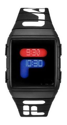 Relógio Fila Unissex Esportivo Digital C/luz + Frete