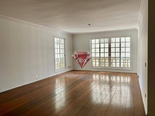 Apartamento No Jardim Paulista - Ap15549