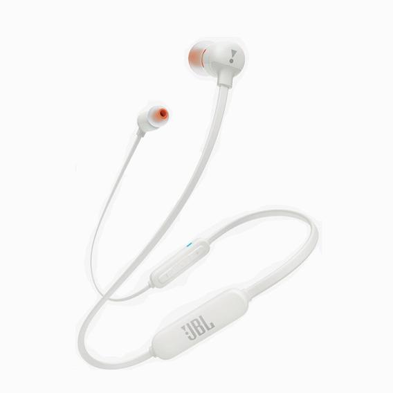 Fone De Ouvido Jbl T110 Bluetooth Fone Jbl T110bt Branco