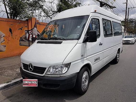 Sprinter 313 Cdi Van Luxo 2.2 2009 -aceito Troca