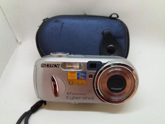 Camera Fotografica Digital Cyber-shot Dsc-p73