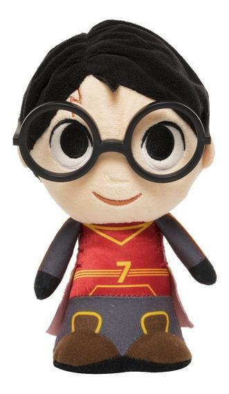 Pelúcia Supercute: Harry Potter - Harry ( Quadribol )