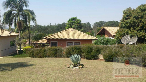Chácara Residencial À Venda, Estância Ubaitaba, Boituva. - Ch0497