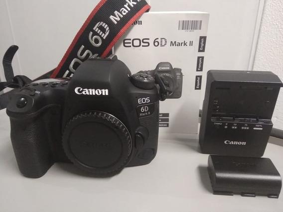 Camera Canon 6dmark Ii