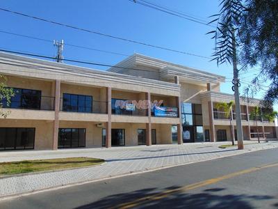 Sala Para Aluguel Em Chácaras Silvania - Sa006303