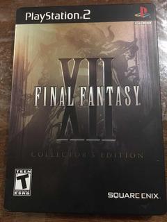 Final Fantasy Xii (collectors Edition) Ps2