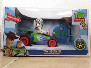 Vehículo Rc Toy Story Buzz Lightyear